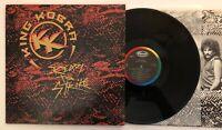 King Kobra - Ready To Strike - 1985 US 1st Press (NM-) Ultrasonic Clean