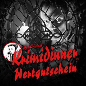 Das Original KRIMIDINNER® - Die Nacht des Schreckens in Abenberg - Gutschein