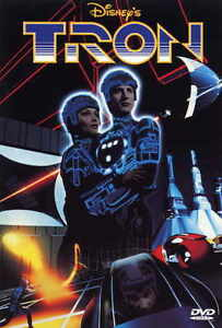 """TRON Movie Poster [Licensed-NEW-USA] 27x40"""" Theater Size (1982) DISNEY"""