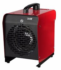 SAHARA 3KW INDUSTRIAL FAN HEATER 1 YEAR GUARANTEE NEXT DAY DELIVERY ORDER BY 3PM
