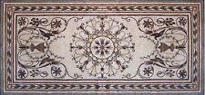 Floor Mosaic Stone Art Tile Handmade