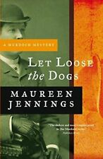 Let Loose the Dogs (Murdoch Mysteries), Jennings, Maureen, Very Good, Paperback