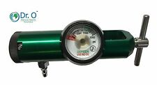 Oxygen Regulator 0 - 1/32 to 4 Lpm Low Flow CGA 870 for medical ozone