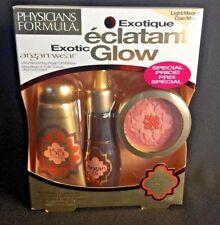 Physicians Formula Argan Wear~Exotic Glow~ BB Cream Argan Oil, Blush.