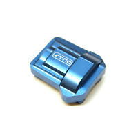 STRC Traxxas TRX-4 Bronco MACHINED ALUMINUM HD DIFF COVER Blue ST8280B