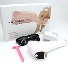 Permanent Facial & Body Hair Removal Device Painless Hair IPL 500000 Flashes