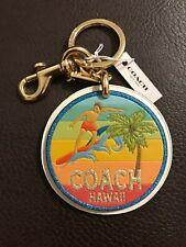 Coach Keychain Hawaii F35484