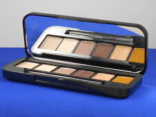 Bareminerals BUXOM LE NEUTRAL INSTINCTS Customizable Eyeshadow 6 Shade Palette