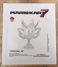 Mario KART Trophy 7-Speciale M-nella casella Nuovo di zecca-CLUB NINTENDO