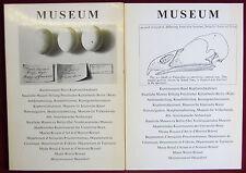 Museum. Der Adler vom Oligozän bis heute, 1972