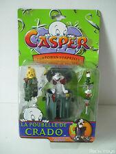Figurine Casper Fantomes Surprises - La poubelle de Crado / Lansay [New-Sealed]