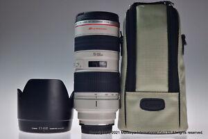 Near MINT Canon EF 70-200mm f/2.8 L USM