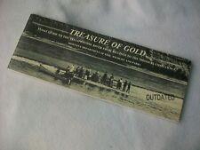 Treasure of Gold Float Guide Yellowstone River Billings Missouri VTG 1970 Book