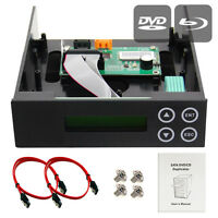 1-1  CD/ DVD/ BD Blu-ray SATA Burner Duplicator Copier CONTROLLER