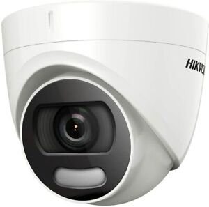 Hikvision ColorVu DS-2CE72HFT-F 2.8mm 5MP - Express Delivery