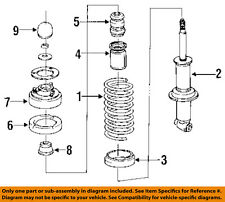 BMW OEM 89-95 525i Rear Suspension-Guide Support 37121114729