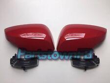 JDM Subaru OEM turn signal blinker mirror kit Red  2015 / 2016 / 2017 WRX STi S4