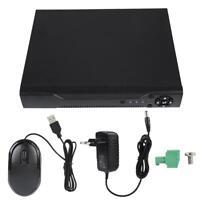 1080N 4CH CCTV Enregistreur Vidéo Vidéosurveillance Hybride NVR AHD TVI 4CH DVR