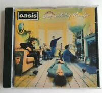 OASIS - CD - DEFINITELY MAYBE - BRITIPOP - ROCK ALTERNATIVO - LIAM GALLAGHER