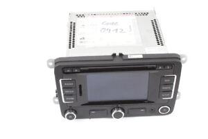 3C8035279 VW RNS 315 EU Navigation Autoradio Navi Golf Passat 3C mit Code