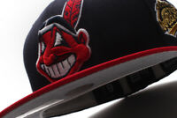 New Era Cleveland Indians MLB World Series 1995 Fitted Cap GR