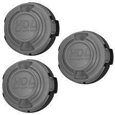 BLACK & DECKER Heavy Duty Line Spool Cap Cover GL7033 GL8033 GL9035 x 3