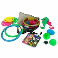 Water Gear Pool Diving Toys for Kids Toddlers Baby 14 PCS