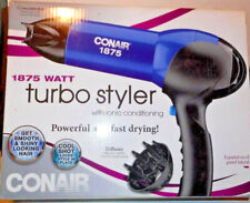 Conair 1875Watt turbo hair styler with ionic conditioning/powerful & fast drying