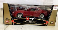 Bburago Maserati 3200 GT 1998 COD. 3341, Gold Collection 1/18, Made in Italy
