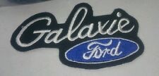 Brand new Ford Galaxie logo embroidery jacket iron on NOS 2 Two