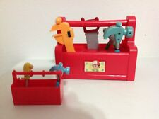 Disney Handy Manny Toolboxes Toy Tools Hammer Saw Wrench Singing Dance