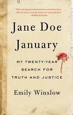 JANE DOE JANUARY - WINSLOW, EMILY - NEW HARDCOVER BOOK