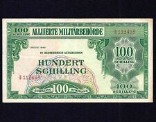 B442 Austria 10 Schilling 1944  WWII ALLIED OCCUPATION