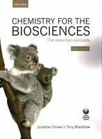 Chemistry for the Biosciences The Essential Concepts 9780199662883 | Brand New