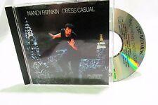 Mandy Patinkin Dress Casual CBS Records CD MK 45998 1990 Pop Classical