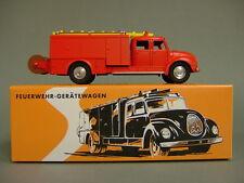 Märklin 18038 Magirus-Deutz Feuerwehr Gerätewagen / RAK Modell / Einmalige Serie