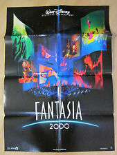 Filmposter * Kinoplakat * A1 * Fantasia 2000