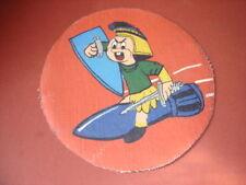 WWII RCAF DISENY KNIGHT 77 TH SQDN  PATCH