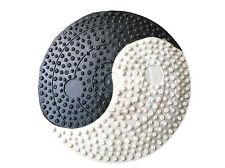 Freshgadgetz Akupressur-Matte für die Rückenschmerz-Erleichterung - Schwarz
