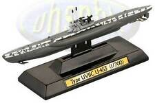 世界之艦船Takara WWII 1/700 ships of the world 5 1938 U-boat  #7 Type UVIIC U-453