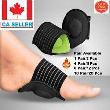 1/4/6/10 Pair Foot Arch Support Plantar Cushion Fasciitis Archs Heel Pain Relief