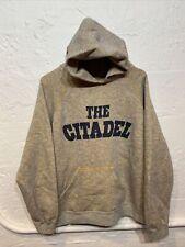 Vintage 60s 70s Citad 00006000 el Military Hoodie Sweatshirt Size Mens L? Usma Champion