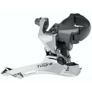 New Shimano Tiagra FD-4600 Front Derailleur 34.9mm Clamp Band 2x10 Speed Double