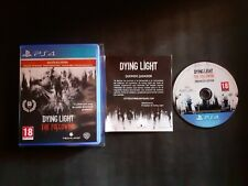 DYING LIGHT FOLLOWING - PS4 PLAYSTATION - PAL ESPAÑA - COMPLETO