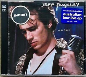 JEFF BUCKLEY - GRACE Limited Special Edition Australia Tour Live Release EP