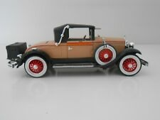 18 COCHE 1927 ROADSTER 1/32 SIGNATURE MODEL CAR 1:32 MINIATURA MINIATURE