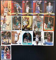 Lot of 16 1995-2000 Grant Hill Fleer/Skybox/Topps/Upper Deck Cards