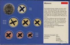 monaco MON 9 2017 fleur de coin 2017 Kursmünze 2 euro