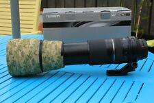 Tamron A011E SP 150-600mm F/5-6.3 Di VC USD - Canon fit