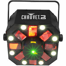 Chauvet Swarm 5 FX LED DMX Derby Strobe and Laser Multi-Effect